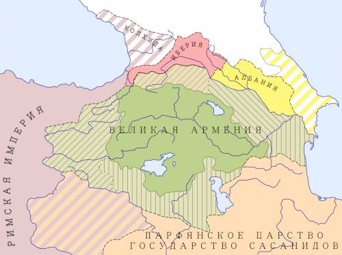 Карты исторические карты армении